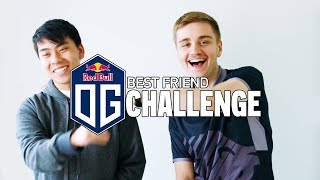 Download lagu Who's the best Dota player? OG Friend Challenge | The International 2019
