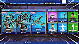 NEW SKIN FORTNITE, DAY BOUTIQUE, JUNE 14, 2019