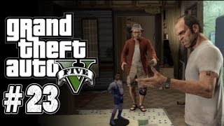 Grand Theft Auto V Walkthrough Part 23 - (how dare they break my toy!)