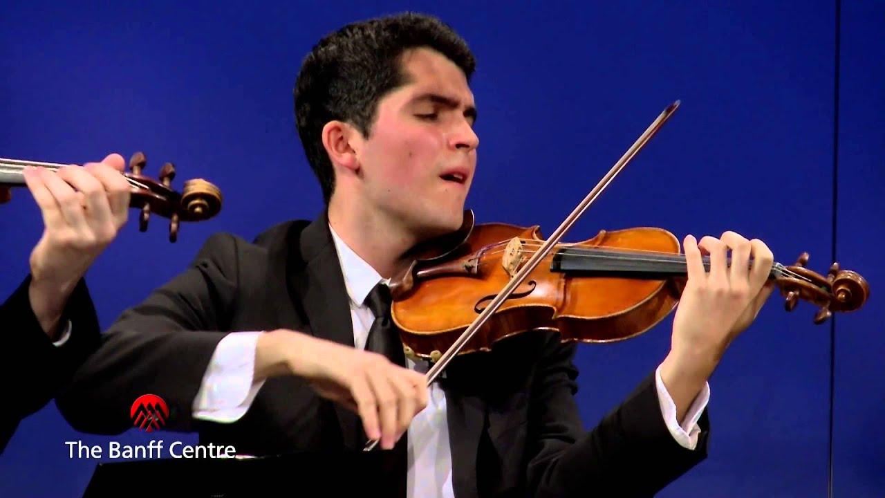 """Download BISQC 2013 - Calidore Quartet - Joseph Haydn Quartet in C Major """"Emperor"""""""