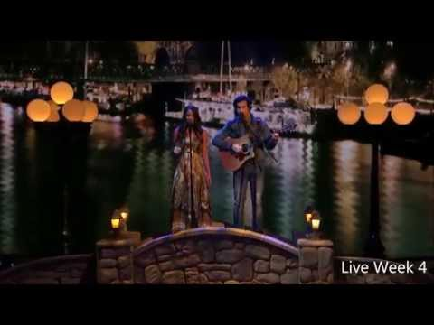 Alex & Sierra - X Factor 2013 - Full Performances