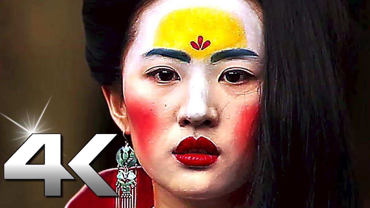 MULAN Trailer (4K ULTRA HD) NEW 2020