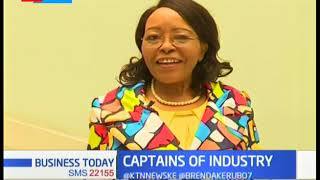Focus on Betty Gikonyo, the CEO of Karen Hospital | CAPTAINS OF INDUSTRY