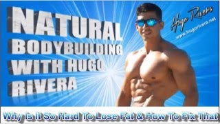 Why Is It Hard To Lose Fat / Get Ripped & How To Fix That!
