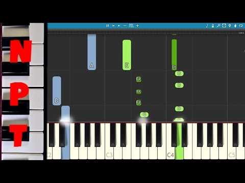 How to play Remedy by Adele - Remedy Piano Tutorial - Adele 25