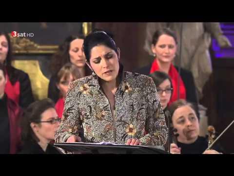 Osterkonzert Hommage an Antonio Vivaldi Musica sacra vom 6.4.2015 Stephans-Dom Wien