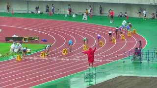 H29年度 学校総合 埼玉県大会 中学男子800m予選1組 thumbnail
