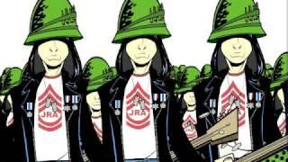 Johnny Ramone Army Animated Short!