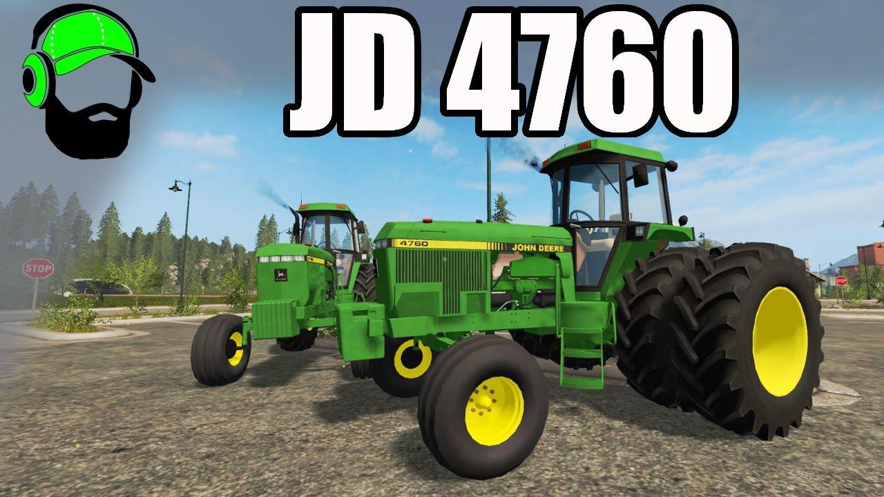 John deere 9rx series - 1 4