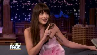 Dakota Johnson on Losing the Famous Gap between Her Teeth | Celebrity Page