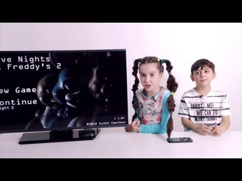 видео как пугают аниматроники