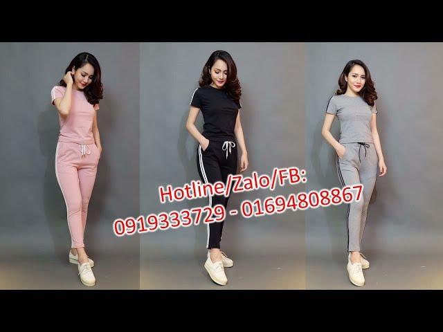 [Huỳnh Sữa - Zalo 0949333929] thời trang nữ - những mẫu đồ bộ mới nhất