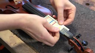 Don't Frets and First Frets for Violin, Viola and Cello - Installation Guide