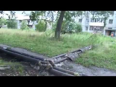 РАКОВАЯ ОПУХОЛЬ  КРАСНОУРАЛЬСКА :  КВАРТАЛ  -  25