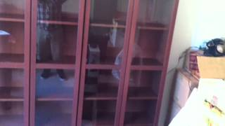 Ikea Billy Bookcases Assembly Service Video In Baltimore Md By Furniture Assembly Experts Llc