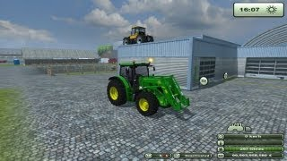 #53 TEST MOD l John Deere 6150R Très beau tracteur!!