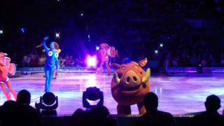 20. Disney On Ice Frozen no Meo Arena - 18 Mar 2017