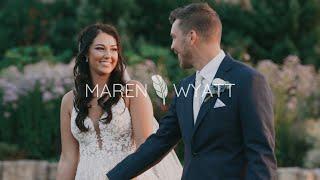 """You're My Best Friend"" | Romantic Wedding Video at Big Cedar Lodge • Missouri wedding video"