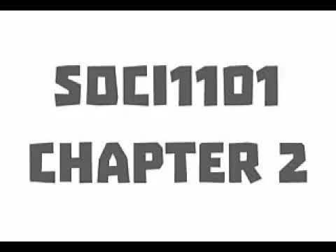 Sociology - John J Macionis - Chapter 2