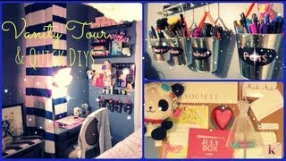 Vanity & Office Tour 2013! - Diys & Decorating Ideas 🌺