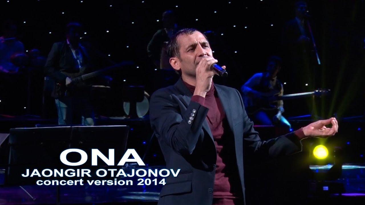 Jahongir Otajonov - Ona   Жахонгир Отажонов - Она (concert version 2014)