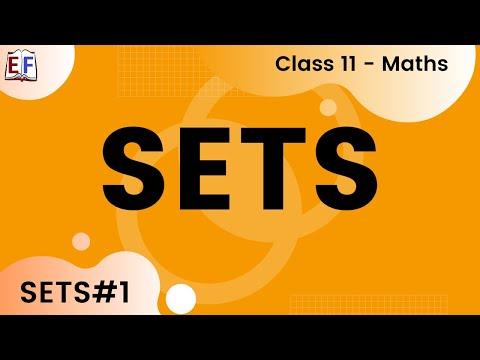 Maths Sets Part 1 Set Concept And Conventions