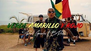 Remik González - Verde, Amarillo y Rojo Ft. B-Raster