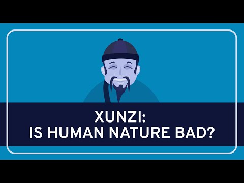 PHILOSOPHY - Ancient: Xunzi on Human Nature [HD]