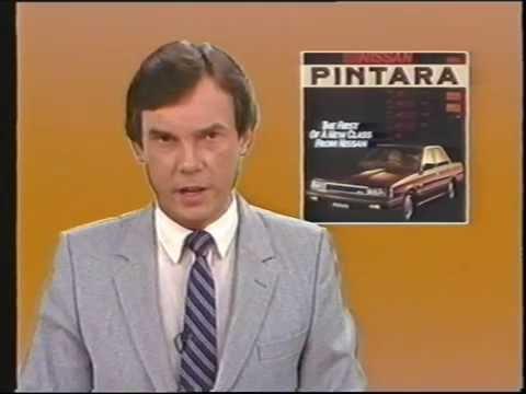 Nissan Network News Nissan Pintara Introduction.