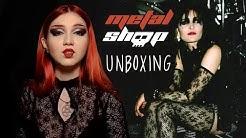 Ce inseamna GOTH? || +Metalshop Unboxing