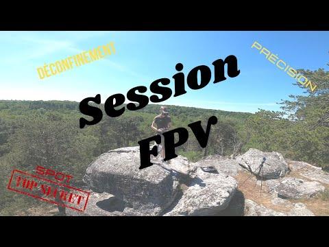 Фото Déconfinement Session FPV Précision