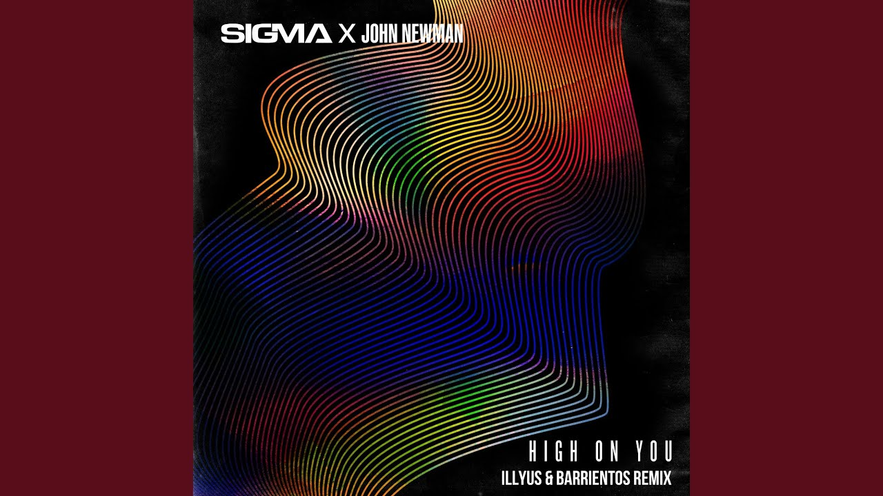 High On You (Illyus & Barrientos Remix)