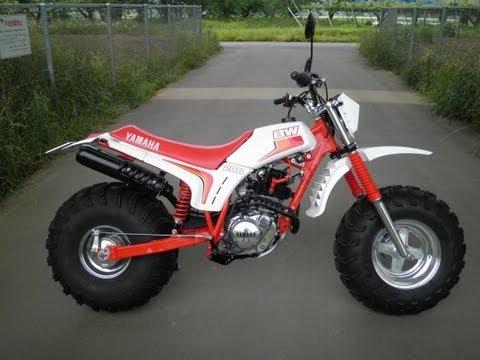 1987 yamaha big wheel 200