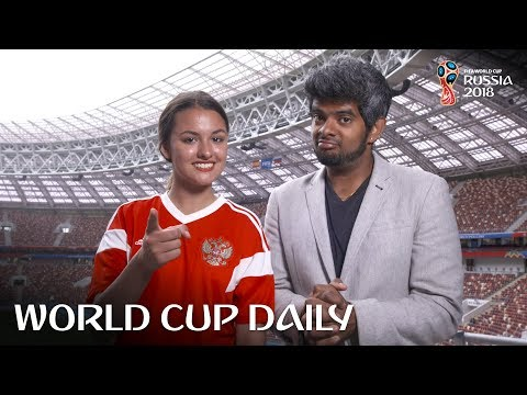 World Cup Daily - Matchday 17!