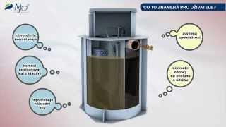 Čistírna odpadních vod AS-VARIOcomp 5K