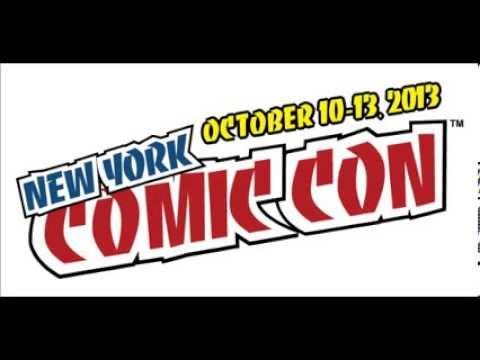 New York Comic Con 2013: Reverse Thieves Sunday Crime Scene Investigations