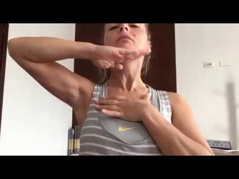 Soothing breath for neck and upper back tension