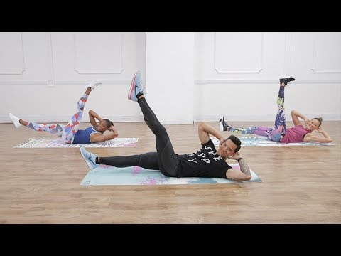 30minute noequipment cardio workout to burn calories
