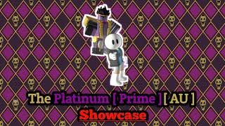 Project JOJO : The Platinum Prime Showcase[OP Fusion]