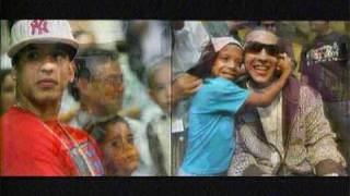 Daddy Yankee Homenaje Corazon Guerrero Premios Billboard 2009!