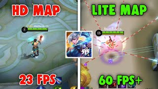 HOW TO FIX LAG IN MOBILE LEGENDS | ML MAP CONFIG CELESTIAL 60 FPS SMOOTHLY- Mobile Legends Bang Bang