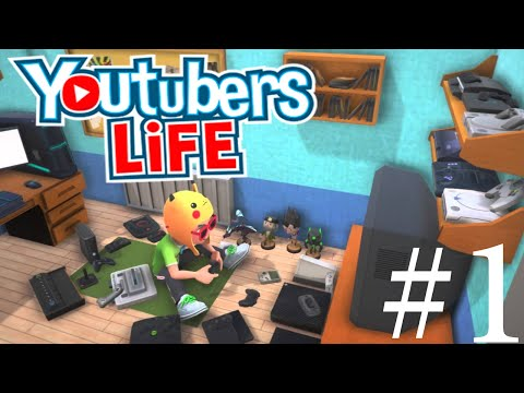 TODAY IS THE DAY!!! Youtubers Life #1 w/ TheProVidz