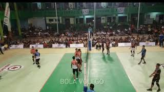 SUPER QUICK SPIKE VOLLEYBALL FROM BRAZIL ⁉️ Saulo Costa