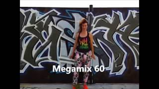 Megamix 60 - Trocitos te Madera - zumba© choreo by Wendy Dance