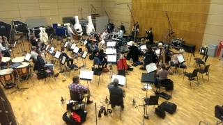 Kodaline Rehearse All I Want with the RTÉ Concert Orchestra