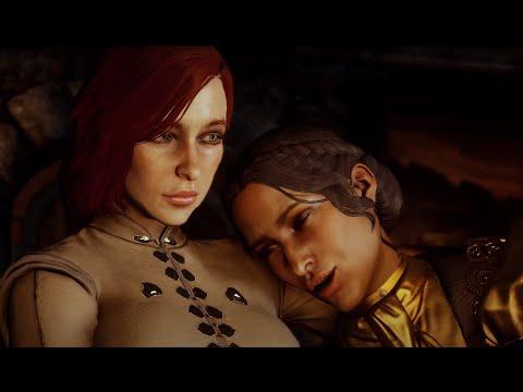 Dragon Age Inquisition ♥ Complete Josephine Romance With Final Scene ♥