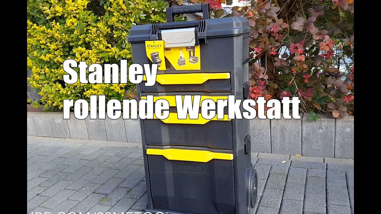 Stanley Rollende Werkstatt Stanley 2-in-1 STST1-79231