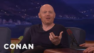 Bill Burr: I Don't Mind If Athletes Use 'Roids  - CONAN on TBS