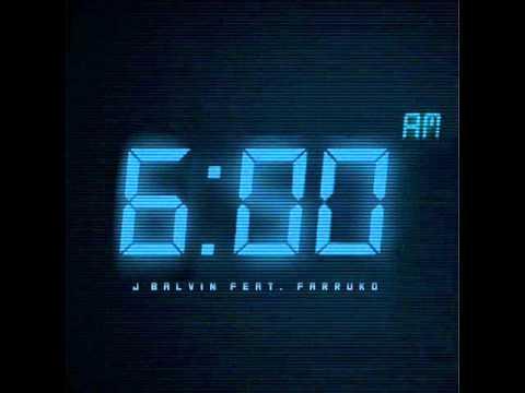 J Balvin ft. Farruko - 6am (Instrumental Original)