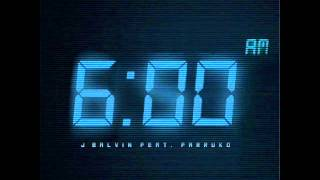 J Balvin ft. Farruko - 6am (Instrumental Original)